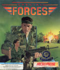 Special Forces DOS Front Cover