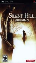 Silent Hill: 0rigins PSP Front Cover