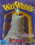 WaxWorks DOS Front Cover