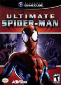 Ultimate Spider-Man GameCube Front Cover