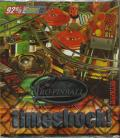 Pro Pinball: Timeshock! DOS Front Cover