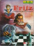 Fritz Deluxe DOS Front Cover