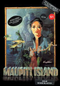 Maupiti Island DOS Front Cover