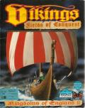 Vikings: Fields of Conquest - Kingdoms of England II DOS Front Cover