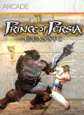Prince of Persia Classic Xbox 360 Front Cover