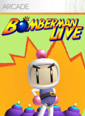 Bomberman LIVE Xbox 360 Front Cover