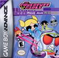 The Powerpuff Girls: Mojo Jojo A-Go-Go Game Boy Advance Front Cover