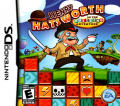 Henry Hatsworth in the Puzzling Adventure Nintendo DS Front Cover
