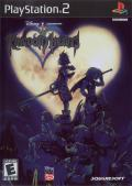 Kingdom Hearts PlayStation 2 Front Cover