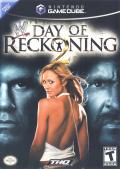 WWE Day of Reckoning 2 GameCube Front Cover