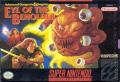 Eye of the Beholder SNES Front Cover