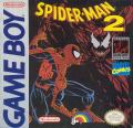 Spider-Man 2 Game Boy Front Cover