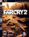Far Cry 2 (GameStop Pre-Order Edition) PlayStation 3 Front Cover Exclusive Packaging