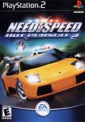Need for Speed: Hot Pursuit 2 PlayStation 2 Front Cover