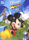 Disney's Mickey Saves the Day: 3D Adventure Windows Front Cover