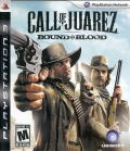Call of Juarez: Bound in Blood PlayStation 3 Front Cover