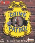 Crime Patrol DOS Front Cover
