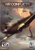 Air Conflicts: Air Battles of World War II Windows Front Cover
