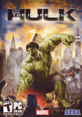 The Incredible Hulk Windows Front Cover