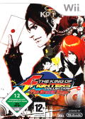 The King of Fighters Collection: The Orochi Saga Wii Front Cover