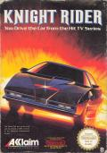 Knight Rider NES Front Cover