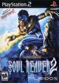 Legacy of Kain: Soul Reaver 2 PlayStation 2 Front Cover
