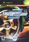 Need for Speed Underground 2 Xbox Front Cover