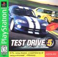 Test Drive 5 PlayStation Front Cover