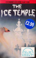 The Ice Temple Commodore 64 Front Cover