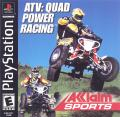 ATV: Quad Power Racing PlayStation Front Cover