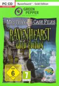 Mystery Case Files: Ravenhearst (Gold Edition) Windows Front Cover