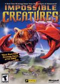 Impossible Creatures Windows Front Cover