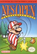 NES Open Tournament Golf NES Front Cover