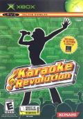 Karaoke Revolution Xbox Front Cover