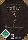 Gothic 3 (Gold Edition) Windows Front Cover
