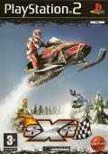 Ski-Doo Snow X Racing PlayStation 2 Front Cover