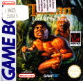 Tarzan: Lord of the Jungle Game Boy Front Cover