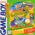 Arcade Classic 3: Galaga / Galaxian Game Boy Front Cover