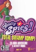 Totally Spies!: Total Swamp Romp Macintosh Front Cover