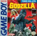 Godzilla Game Boy Front Cover