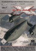X-Plane 8 Linux Front Cover