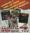 Classic CD-ROM Games 4 You: Vol. 1 DOS Front Cover