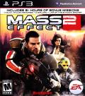Mass Effect 2 PlayStation 3 Front Cover