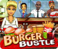 Burger Bustle Macintosh Front Cover