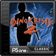 Dino Crisis 2 PlayStation 3 Front Cover