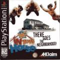 WWF in Your House PlayStation Front Cover