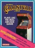 Carnival Intellivision Front Cover