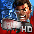 Evil Dead iPad Front Cover
