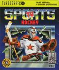 TV Sports: Hockey TurboGrafx-16 Front Cover