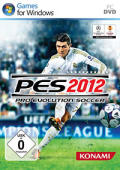 PES 2012: Pro Evolution Soccer Windows Front Cover